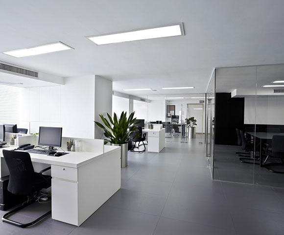 Office Interior Design Lutterworth